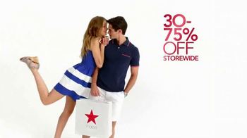 Macy's 4th of July Sale TV Spot, 'Wow Pass Savings'