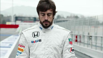 Mobil Gas: NASCAR: When a Second Matters: Jenson Button