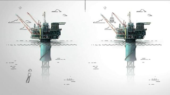 General Electric: Spot the Difference: Oil Rig