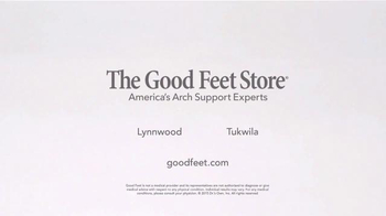 The Good Feet Store TV Spot, 'Stop the Pain'