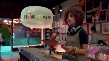 McDonald's TV Spot, 'Listen to Your Taste Buds'