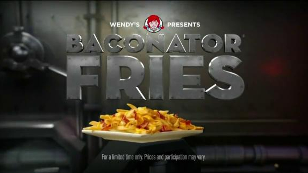 Wendy's Baconator Fries TV Spot, 'Another Dimension' thumbnail