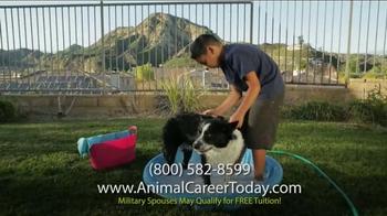 Animal Behavior College TV Spot, 'Make Animals Your Future'