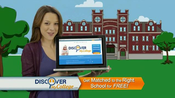 Discover My College TV Spot, 'Back to School Guide'