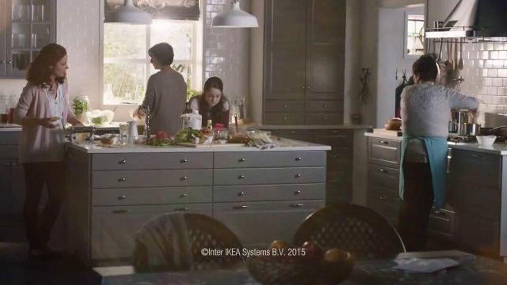 IKEA SEKTION Kitchen TV Commercial 39 Family Recipe 39