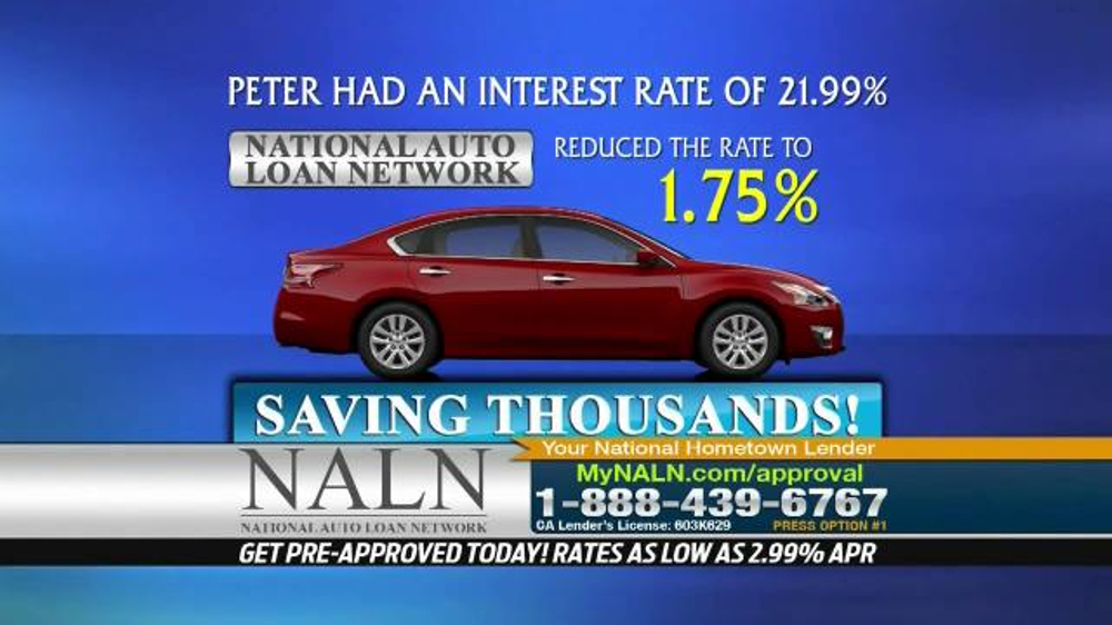 Western Sky Loans >> National Auto Loan Network TV Spot, 'High Interest Rate' - iSpot.tv