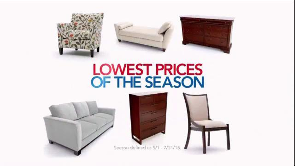 Macy s 4th of July Sale TV mercial Furniture iSpot