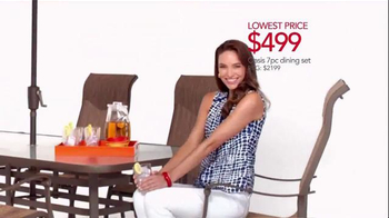 Macy's 4th of July Sale TV Spot, 'Furniture'
