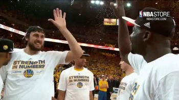 NBA Store TV Spot, 'Celebrate'