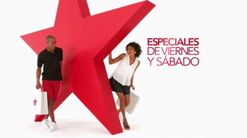 Macy's Venta de Súper Sábado TV Spot, 'Todo el inventario' [Spanish] thumbnail