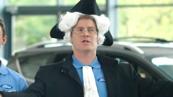 Ford Fourth of July Sales Event TV Spot, 'Hear Ye' thumbnail