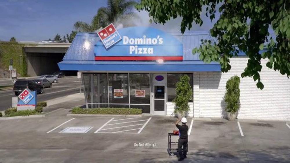 Domino's TV Spot, 'New Sign'