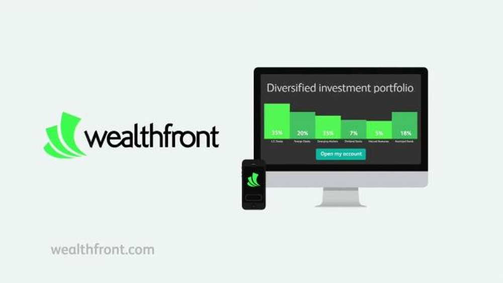 Wealthfront TV Spot, 39;How Should You Invest Your Money?39;  Screenshot
