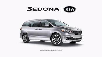 Kia Sedona TV Spot, 'FX Network: Sedona Life' thumbnail