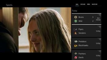 XFINITY X1 TV Spot, 'Sports App' thumbnail
