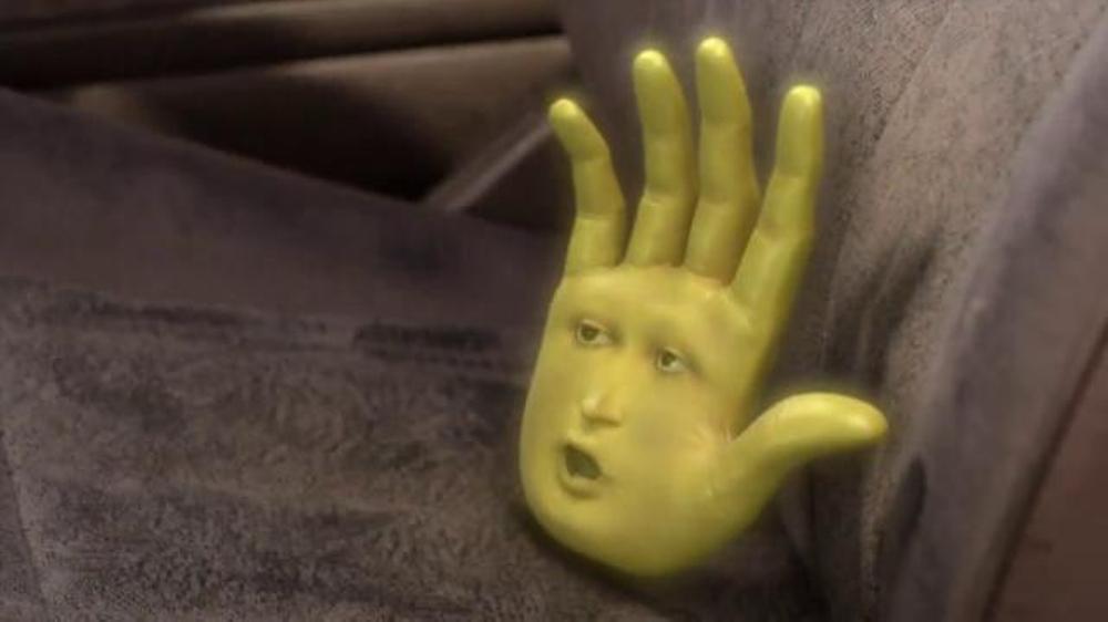 Hand Von Midas