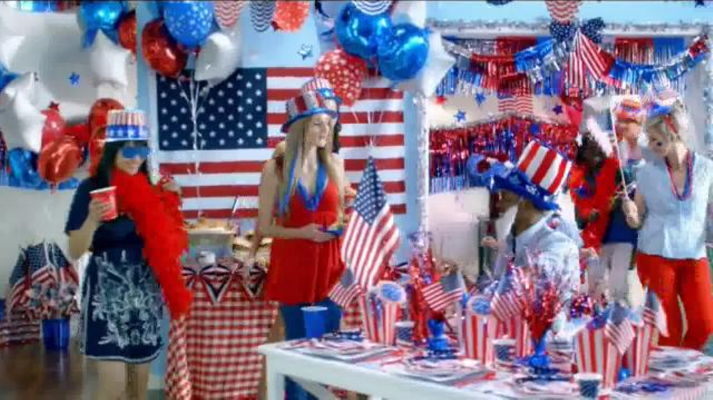 Party City TV Spot, '2015 Fourth of July'