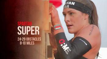 Reebok Spartan Race TV Spot, 'More Than a Race' thumbnail
