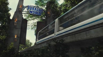 Universal Studios Hollywood: Jurassic Park: Now Open