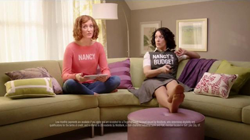 FingerHut.com TV Spot, 'Nancy and Nancy's Budget: A Hawk'