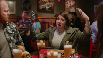 Red Robin Genisys Burger TV Spot, 'Terminator Genisys: One-Upper' - 658 commercial airings
