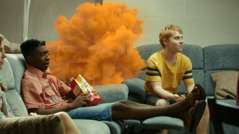 Goldfish Puffs TV Spot, 'Go Puff'