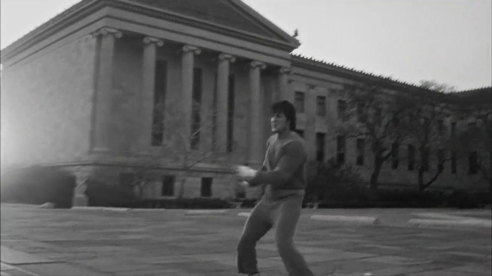 RISE TV Spot Featuring Sylvester Stallone in Rocky - Screenshot 9