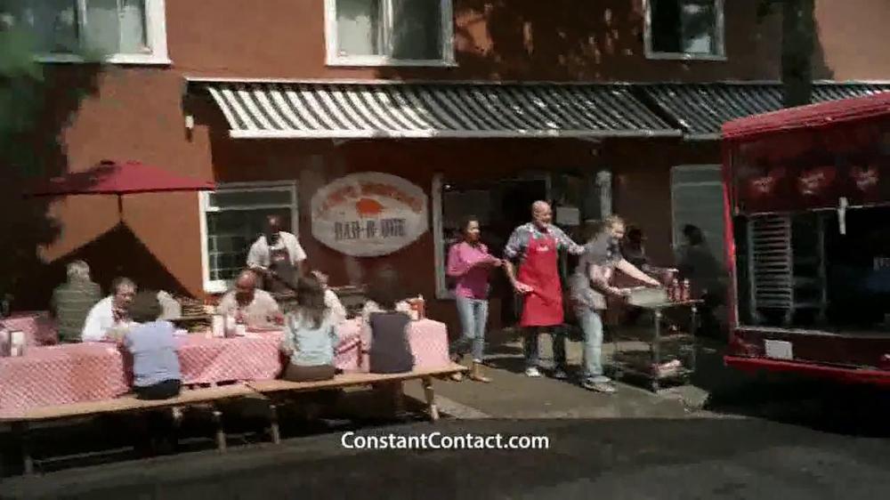 Constant Contact TV Spot, 'Food Truck' - Screenshot 1