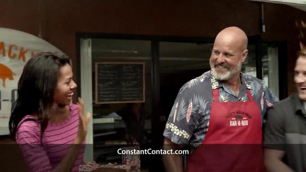 Constant Contact TV Spot, 'Food Truck' - Screenshot 2