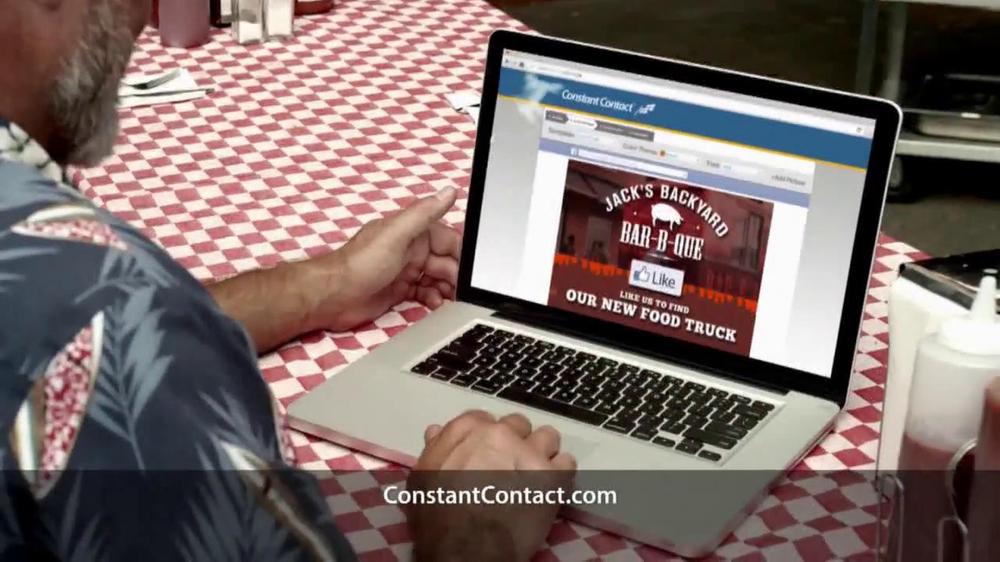 Constant Contact TV Spot, 'Food Truck' - Screenshot 8