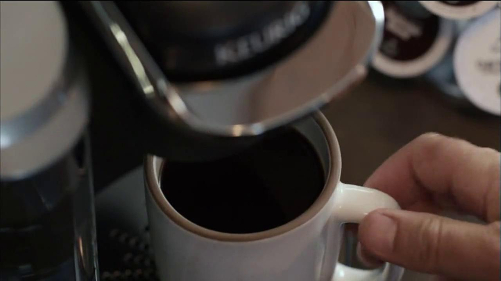 Keurig TV Spot, 'Brew the Love: Father and Daughter' - Screenshot 10