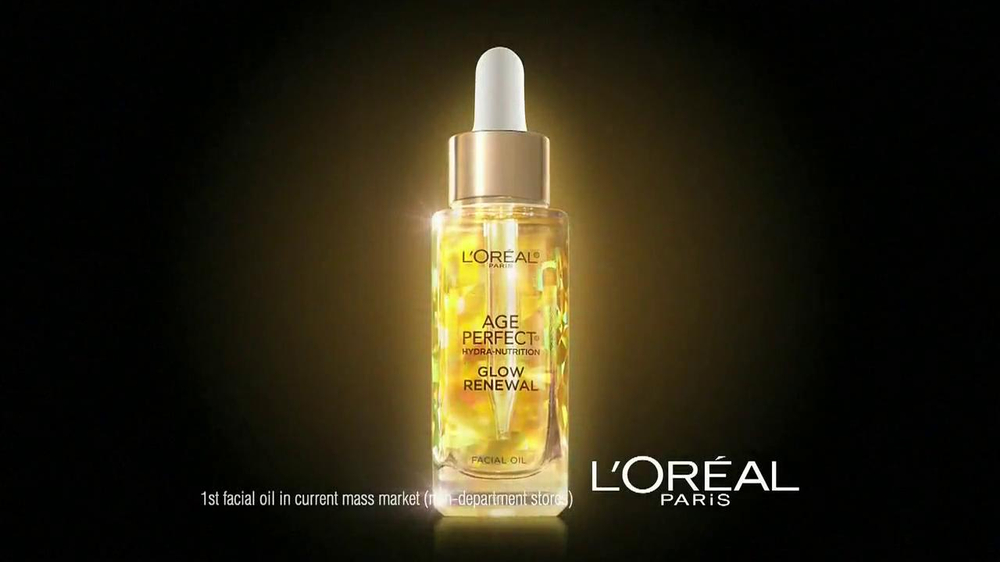 L'Oreal Paris Age Perfect Glow Renewal TV Spot Featuring Diane Keaton - Screenshot 3