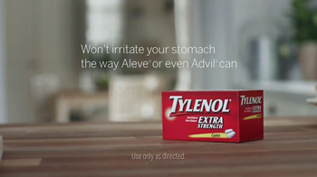 Tylenol Extra Strength TV Spot, 'Hide-and-Seek' - Thumbnail 6