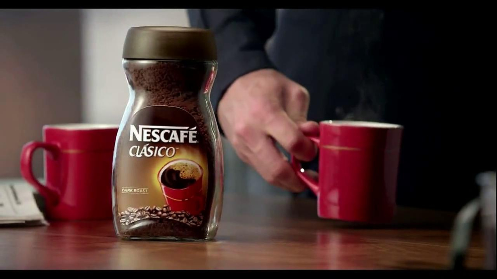 Nescafe Clasico TV Spot, 'Matador' - Screenshot 3