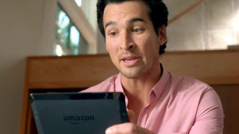 Amazon Kindle Fire HDX TV Spot, 'Mayday' - Screenshot 9