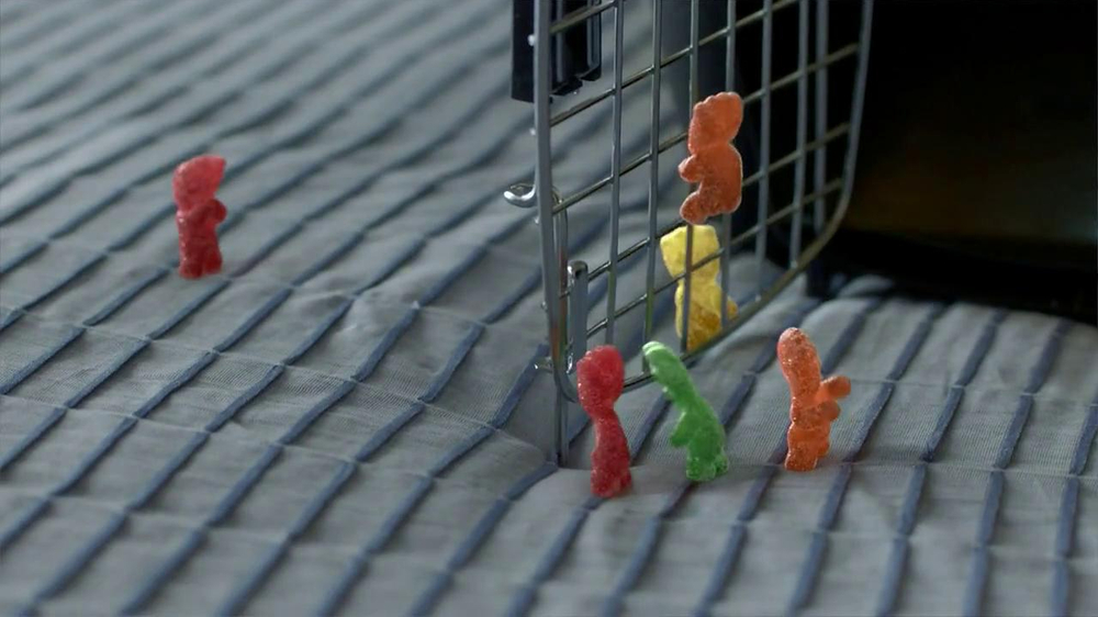 Sour Patch Kids TV Spot, 'New Pet' - Screenshot 3