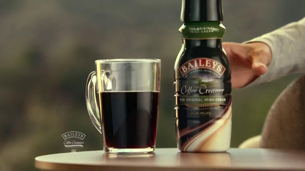 Baileys Mudslide Coffee Creamer TV Spot - Screenshot 1