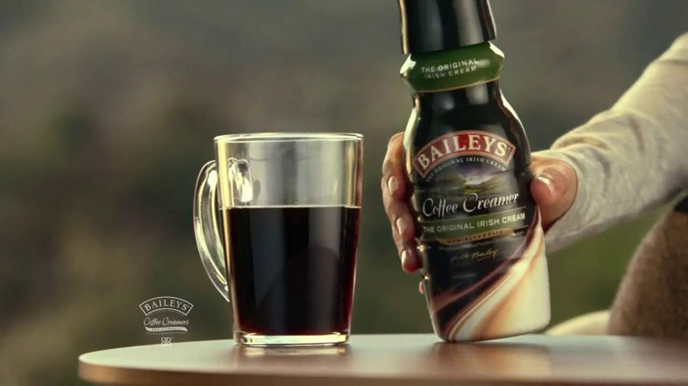 Baileys Mudslide Coffee Creamer TV Spot - Screenshot 2