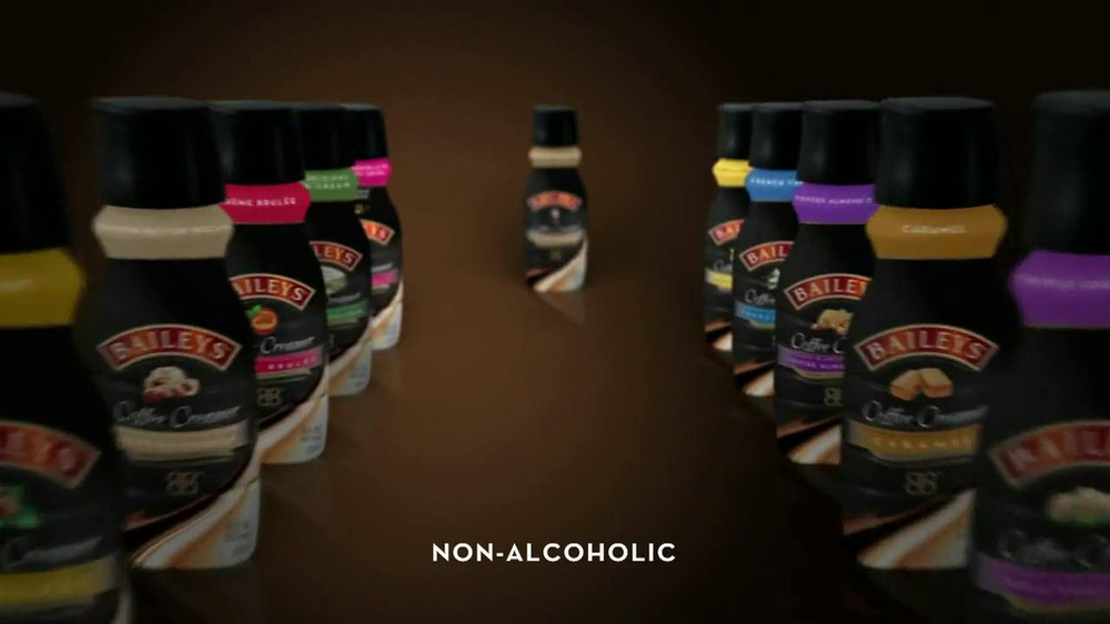 Baileys Mudslide Coffee Creamer TV Spot - Screenshot 6