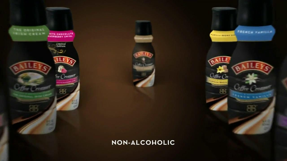 Baileys Mudslide Coffee Creamer TV Spot - Screenshot 7
