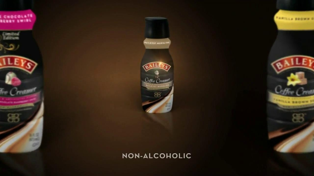 Baileys Mudslide Coffee Creamer TV Spot - Screenshot 8