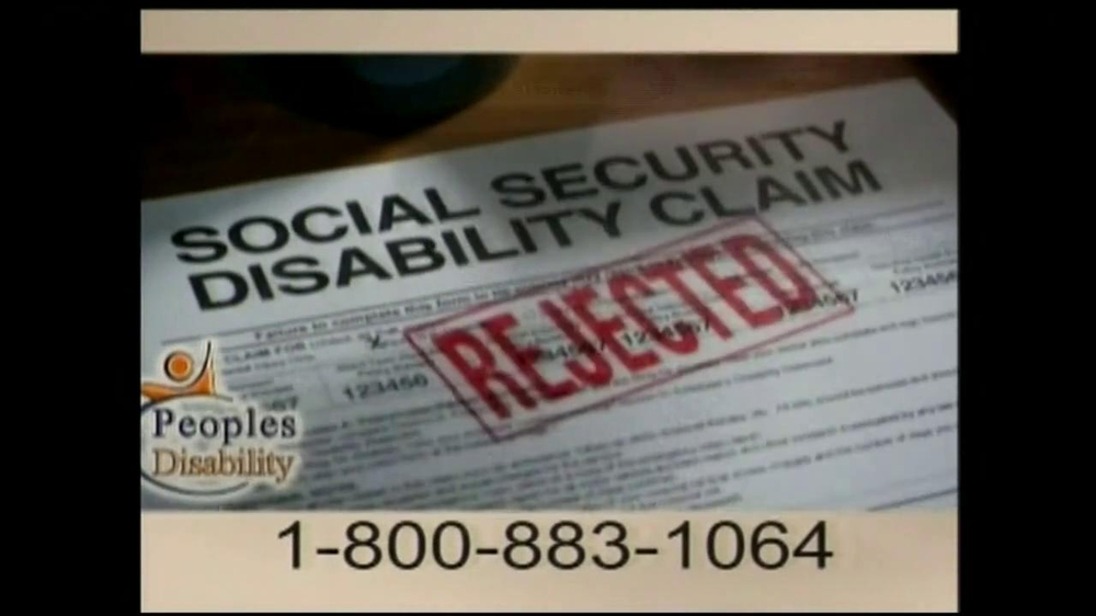 Peoples Disability TV Spot - Screenshot 3