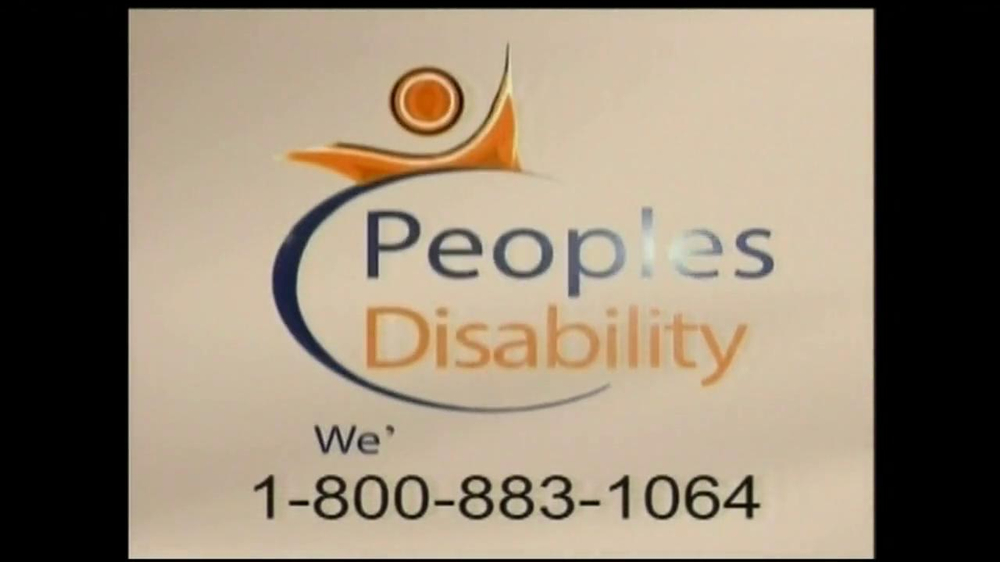 Peoples Disability TV Spot - Screenshot 6
