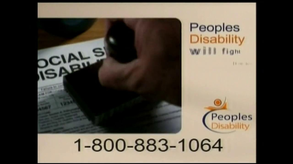 Peoples Disability TV Spot - Screenshot 7