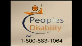 Peoples Disability TV Spot - Thumbnail 6