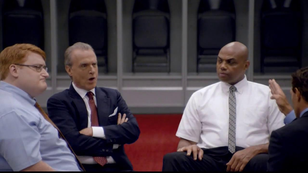 CDW TV Spot, 'The Plan' Featuring Charles Barkley and Doug Flutie - Screenshot 5