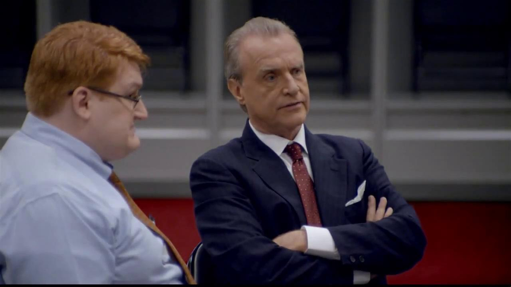 CDW TV Spot, 'The Plan' Featuring Charles Barkley and Doug Flutie - Screenshot 9