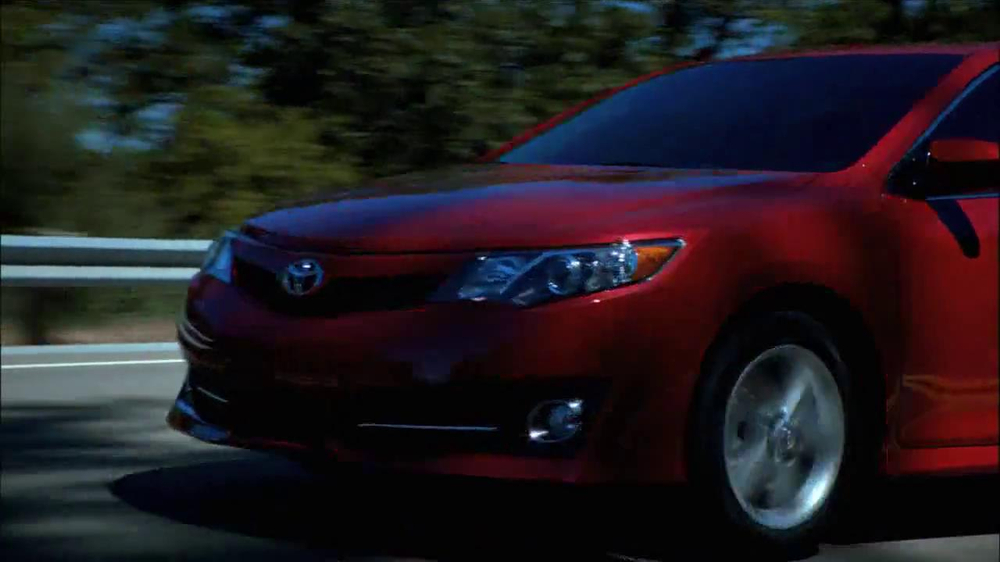 Toyota Camry Commercial Song >> 2013 Toyota Camry TV Commercial, 'Inside Outside Fall Sales Event' - iSpot.tv