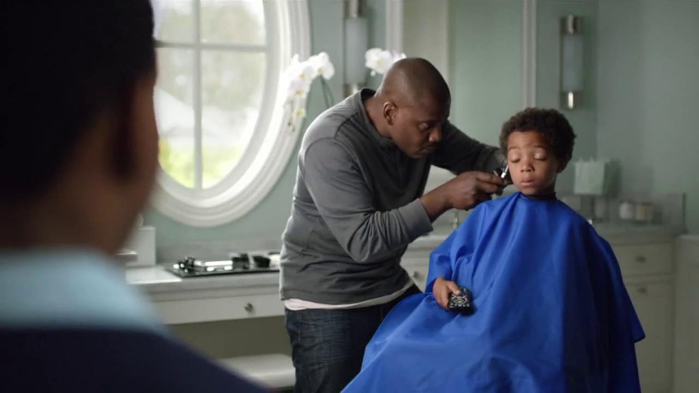 AT&T U-Verse Wireless Receiver TV Commercial, 'Haircut