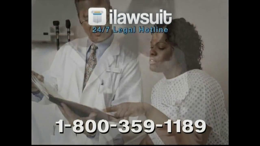 iLawsuit Legal Hotline TV Spot, 'Yaz' - Screenshot 6